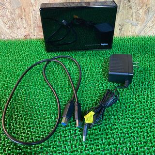 ロジテック 外付けHDD 3TB(PC周辺機器)