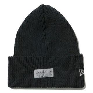 Yohji Yamamoto - ヨウジヤマモト×ニューエラコラボ新品未使用ニット帽ブラック