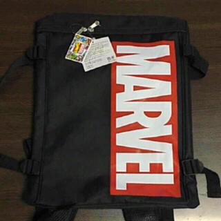 MARVEL - ★MARVEL スクエアボックスリュック★