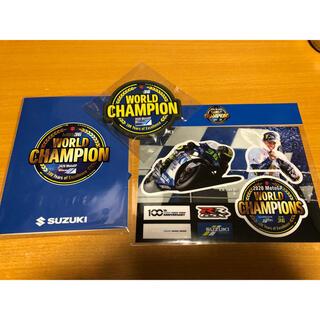 スズキ(スズキ)の2020 MotoGP ジョアン・ミル チャンピオングッズ スズキ(その他)