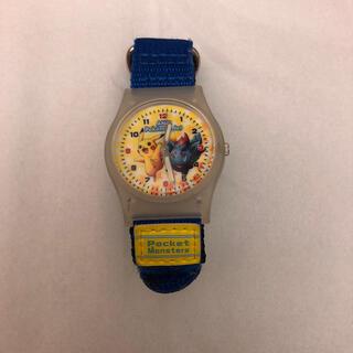 ポケモン(ポケモン)のANA限定 キッズ用 ウォッチ 美品です(腕時計)