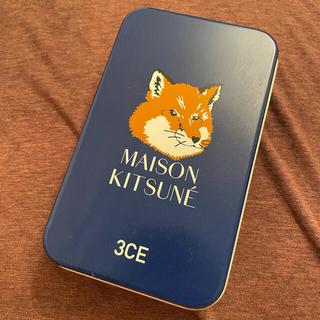 メゾンキツネ(MAISON KITSUNE')のMAISON Kitsuné空き缶ケース(その他)