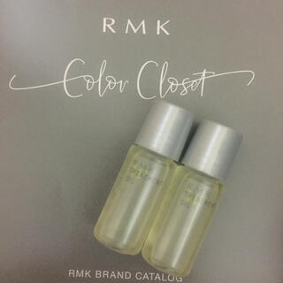 アールエムケー(RMK)のRMK Wトリートメントオイル(ブースター/導入液)