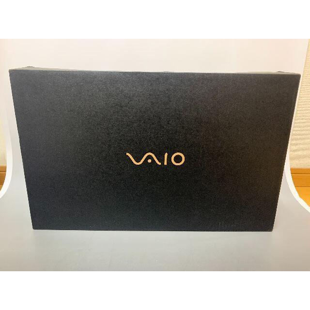 VAIO(バイオ)のVAIO S15 i7-8750H/32GB/SSD500GB/15.6型4K液 スマホ/家電/カメラのPC/タブレット(ノートPC)の商品写真