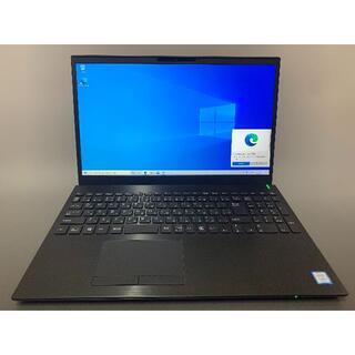 バイオ(VAIO)のVAIO S15 i7-8750H/32GB/SSD500GB/15.6型4K液(ノートPC)