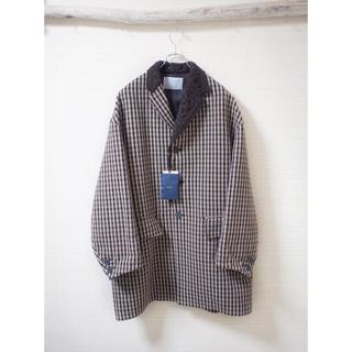 カラー(kolor)の【kolor】2020AW Knit-docking coat(チェスターコート)