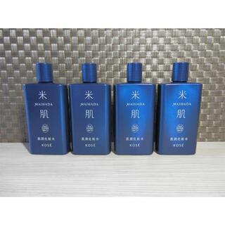 コーセーコスメポート(KOSE COSMEPORT)のKOSE 米肌☆肌潤化粧水 4本 120ml 送料無料(化粧水/ローション)