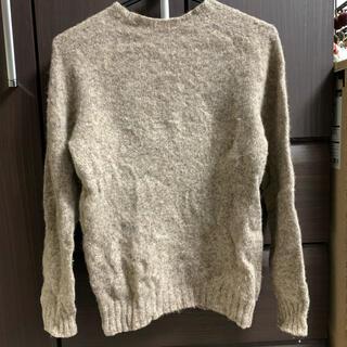 インバーアラン(INVERALLAN)のセーター モカ(ニット/セーター)