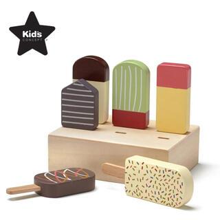 ボンポワン(Bonpoint)の★ Kids Concept キッズコンセプト ★ アイスクリームバー(知育玩具)
