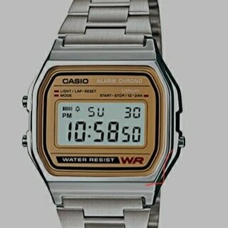 カシオ(CASIO)のあいみょん着用!CASIO A158WEA-9JF(腕時計(デジタル))