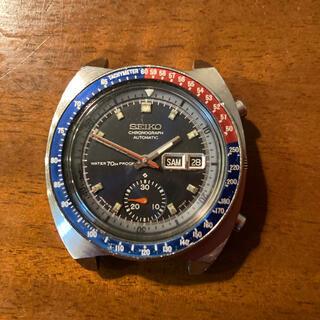 セイコー(SEIKO)のセイコー5スピードタイマー ペプシ 6139-6000 ジャンク(腕時計(アナログ))