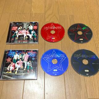 キスマイフットツー(Kis-My-Ft2)のKis‐My‐Ft2 CD(アイドルグッズ)