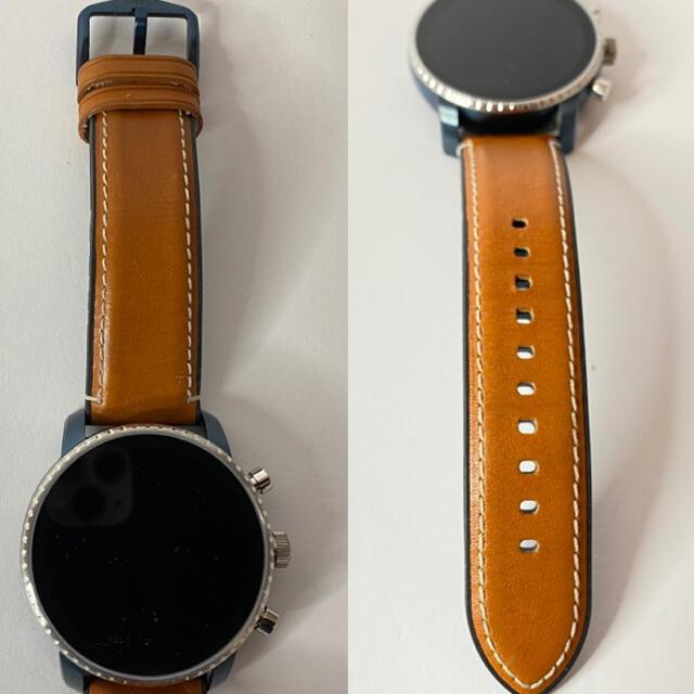 FOSSIL(フォッシル)のFOSSIL FTW4016 スマートウォッチ  メンズの時計(腕時計(デジタル))の商品写真
