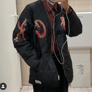 WACKO MARIA - ワコマリア19ssキルティングジャケット