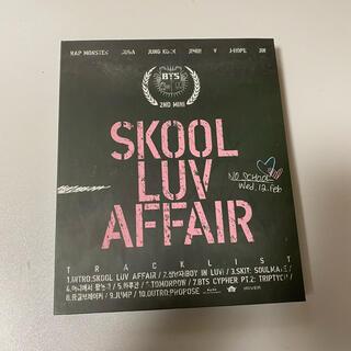 ボウダンショウネンダン(防弾少年団(BTS))のBTS SKOOL LUV AFFAIR(K-POP/アジア)