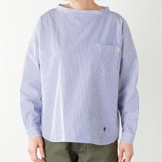 ジムフレックス(GYMPHLEX)のジムフレックス コットンプルオーバーシャツ(シャツ/ブラウス(長袖/七分))