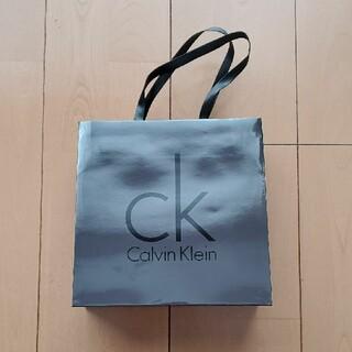 シーケーカルバンクライン(ck Calvin Klein)のck Calvin Klein CK CALVIN KLEIN ショッパー(ショップ袋)
