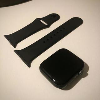 アップルウォッチ(Apple Watch)のApple Watch Series4 44mm GPSモデル(腕時計(デジタル))
