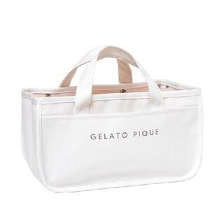 ジェラートピケ(gelato pique)のあつまれどうぶつの森 ジェラートピケ バッグのみ新品未使用(トートバッグ)