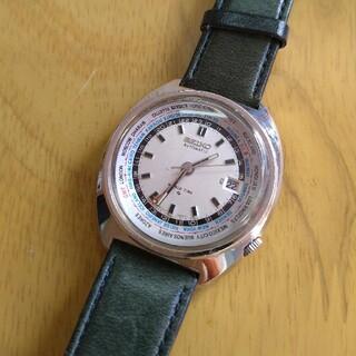 セイコー(SEIKO)のセイコーワールドタイム3rd 美品(腕時計(アナログ))