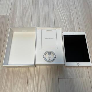 アップル(Apple)のiPad mini5 wifi gold 64GB(タブレット)