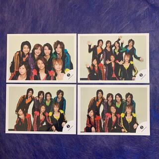 キスマイフットツー(Kis-My-Ft2)のKis-My-Ft2  公式写真 4枚(アイドルグッズ)