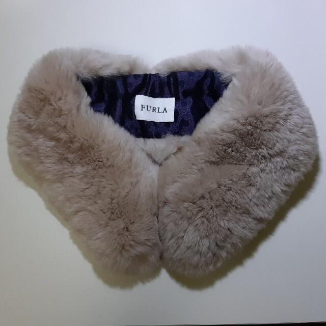 Furla(フルラ)のFURLA ティペット レディースのファッション小物(マフラー/ショール)の商品写真