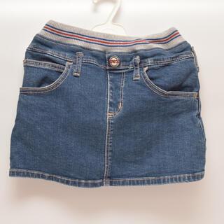 エドウィン(EDWIN)のEDWIN ミニスカート 130センチ(スカート)