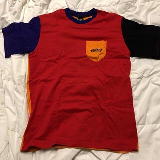 ナイトレイド(nitraid)のNITRAID パッチワークポケTシャツ  サイズL NITROW NITRO(Tシャツ/カットソー(半袖/袖なし))