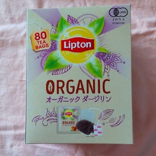 Unilever - Lipton オーガニックダージリン 20包