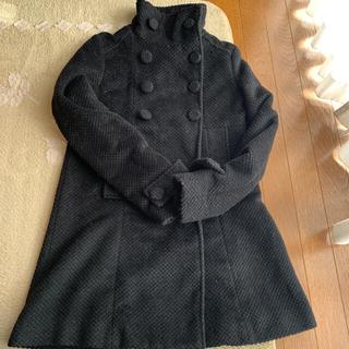 デュレル(Durer)のブラックコート(ロングコート)