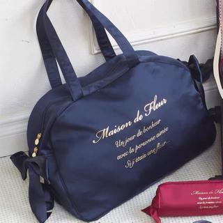 メゾンドフルール(Maison de FLEUR)のメゾンドフルール ボストントラベルキャリーオンLバッグ(トラベルバッグ/スーツケース)