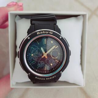 ベビージー(Baby-G)の値下げ🌟CASIO baby-G フローラルダイアルシリーズ(腕時計(アナログ))