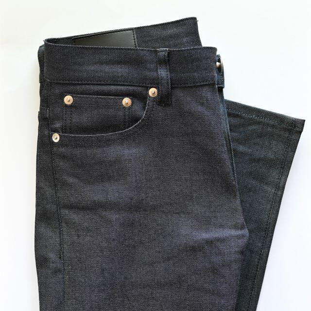ATTACHIMENT(アタッチメント)のSTUDIOUS別注 SUPER SLIM DENIM PT メンズのパンツ(デニム/ジーンズ)の商品写真