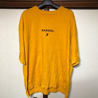 カンゴール(KANGOL)のKANGOL ビックサイズシャツ(Tシャツ/カットソー(半袖/袖なし))