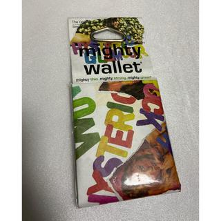ヒステリックグラマー(HYSTERIC GLAMOUR)の非売品ノベルティ hysteric glamour mighty wallet(折り財布)