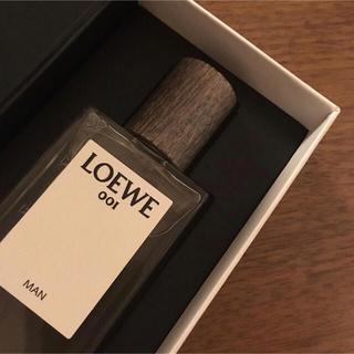 ロエベ(LOEWE)のロエベ 001 man トワレ パルファム 5ml  LOEWE 香水 001(ユニセックス)