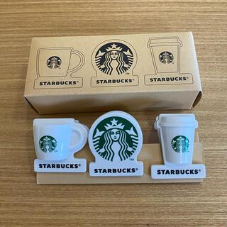 スターバックスコーヒー(Starbucks Coffee)の【送料込 未使用】スターバックス クリップ 3点セット(その他)