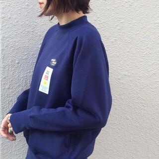 フィーニー(PHEENY)の完売 人気 PHEENY フィーニー Print sweat 値下げ shirt(スウェット)