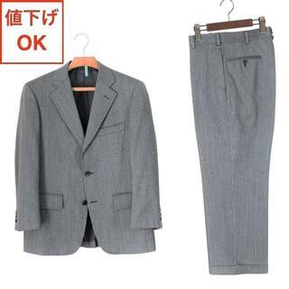 ジェイプレス(J.PRESS)の35 J.プレス スーツ YA4 メンズ S ヘリンボーン柄 tqe ★美品★(セットアップ)