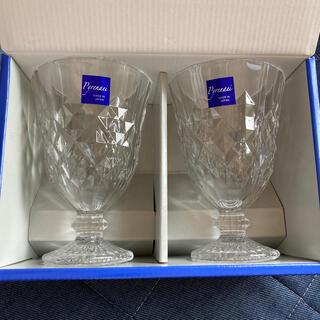 トウヨウササキガラス(東洋佐々木ガラス)の東洋佐々木ガラス ペアステムグラスセット ピレネー(グラス/カップ)