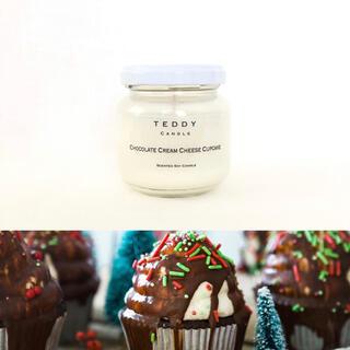 Bath & Body Works - バレンタインにも★チョコレートクリームチーズカップケーキ★新品アロマキャンドル