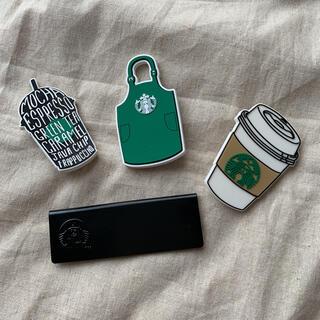 スターバックスコーヒー(Starbucks Coffee)のスターバックス シンガポール ピンバッジ  プレート セット(その他)