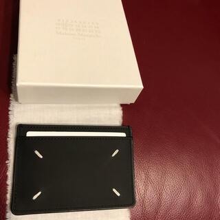 マルタンマルジェラ(Maison Martin Margiela)のパスケース 財布 サイフ MAISON MARGIERA マルジェラ メゾン(名刺入れ/定期入れ)