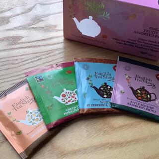 【値下】English Tea Shopオーガニックフルーツティーアソートパック(茶)
