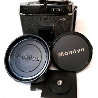 マミヤ(USTMamiya)のマミヤ RB67いろいろ PRO Sロールフィルムホルダー等(フィルムカメラ)