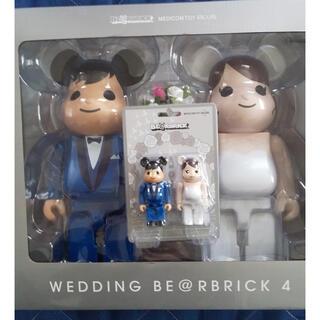 BE@RBRICK グリーティング結婚 4 PLUS 100% &400%セット(その他)