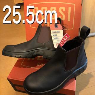 ブランドストーン(Blundstone)の【新品未使用】上位モデル Rossi boots サイドゴアブーツ UK6.5(ブーツ)