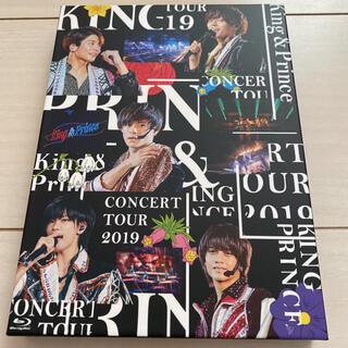 ジャニーズ(Johnny's)のKing&Prince キンプリ コンサート ツアー 2019 Blu-ray(アイドル)