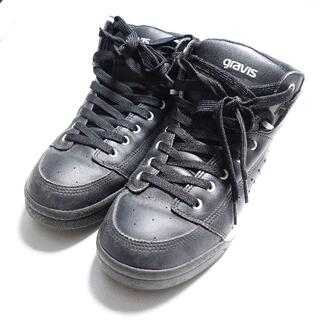 gravis - ■gravis スニーカー メンズ ブラック